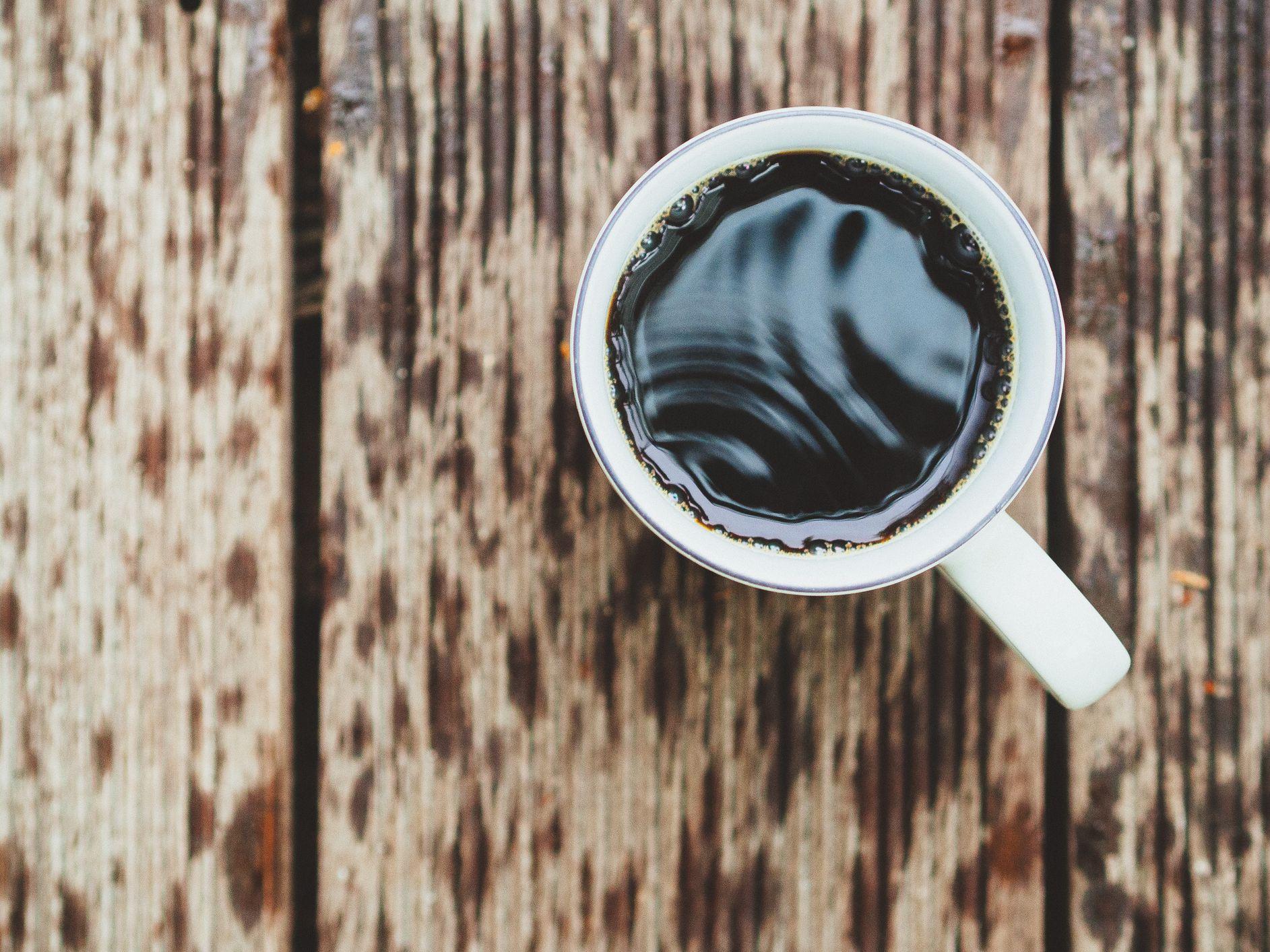 certified organic coffee